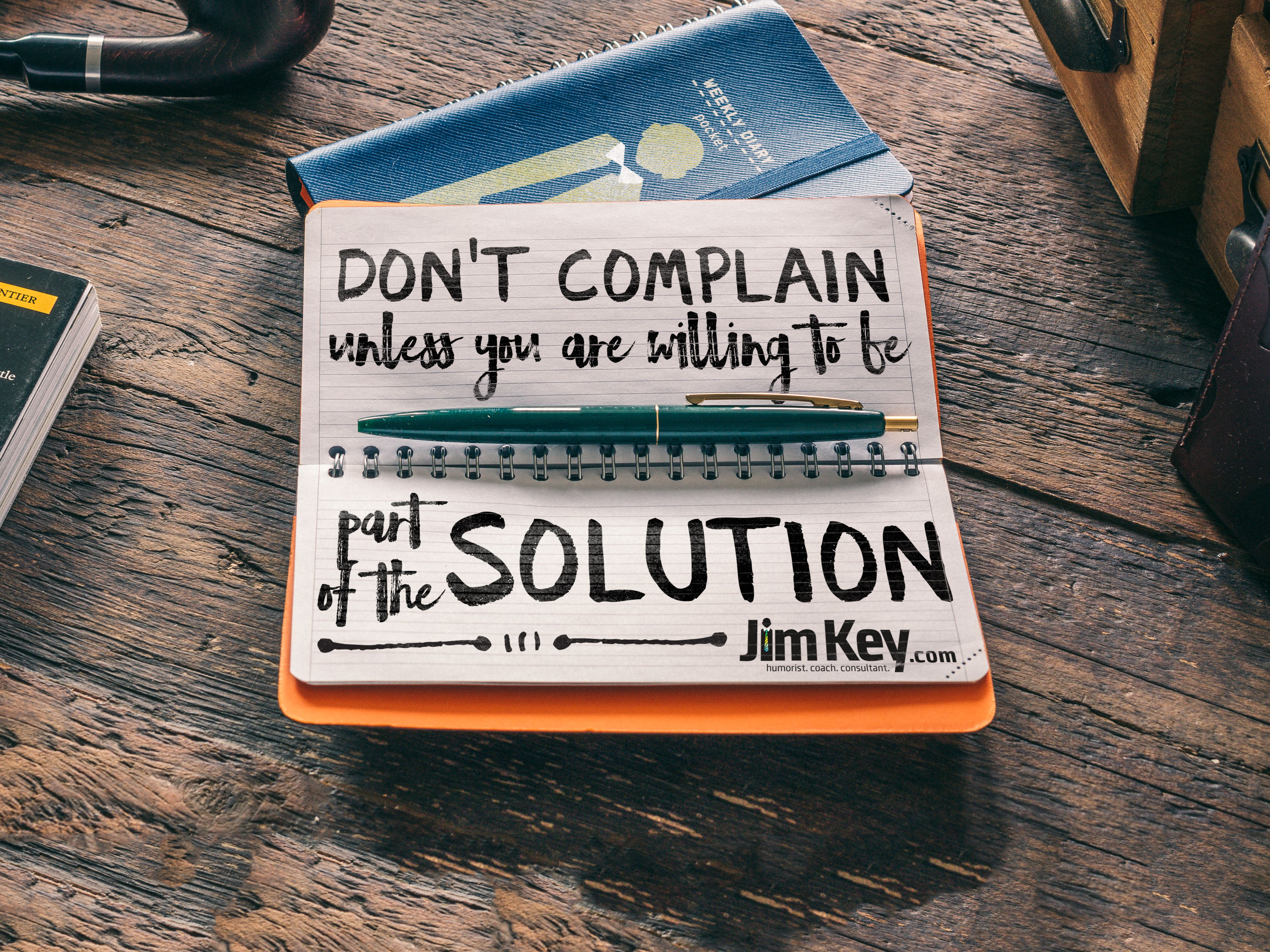 Don T Complain Unless